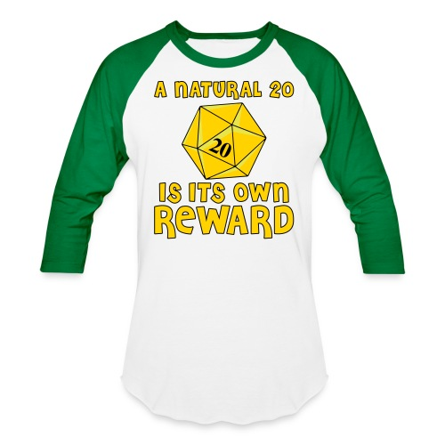 Natural Twenty - Baseball T-Shirt