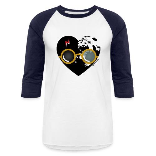 Spotted.Horse - Unisex Baseball T-Shirt
