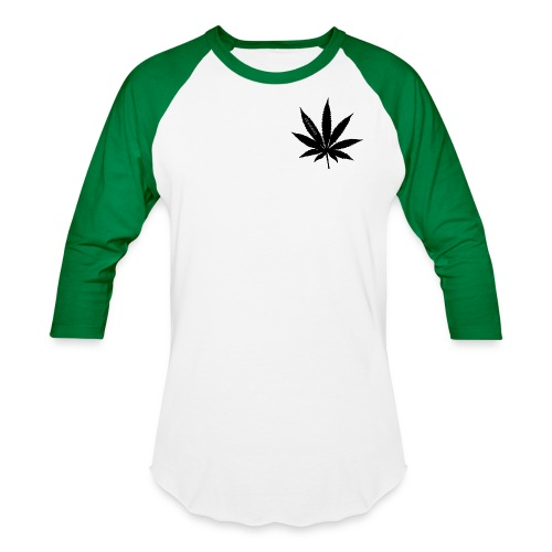 lil leaf - Baseball T-Shirt