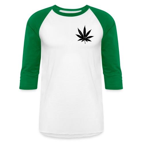 lil leaf - Unisex Baseball T-Shirt