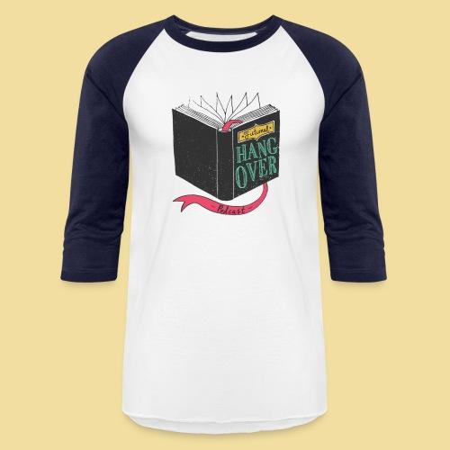 Fictional Hangover Book - Unisex Baseball T-Shirt