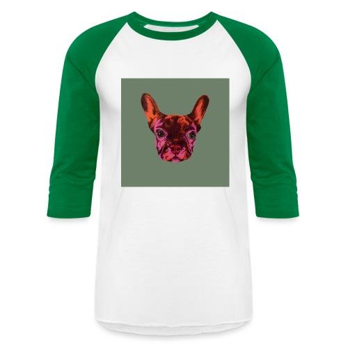 French Bulldog - Baseball T-Shirt