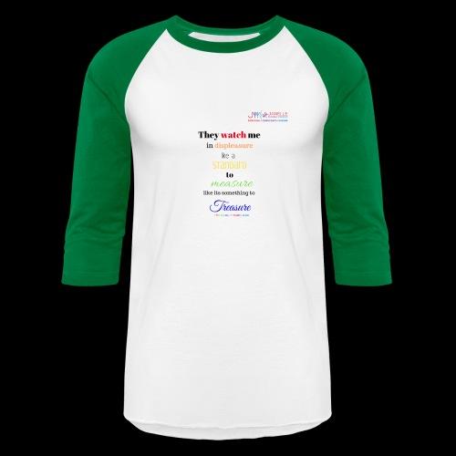 Diss Tee - Baseball T-Shirt