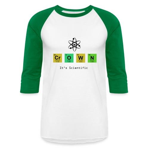 Crown Elements Image - Unisex Baseball T-Shirt