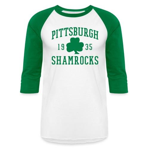 Rocks - Baseball T-Shirt
