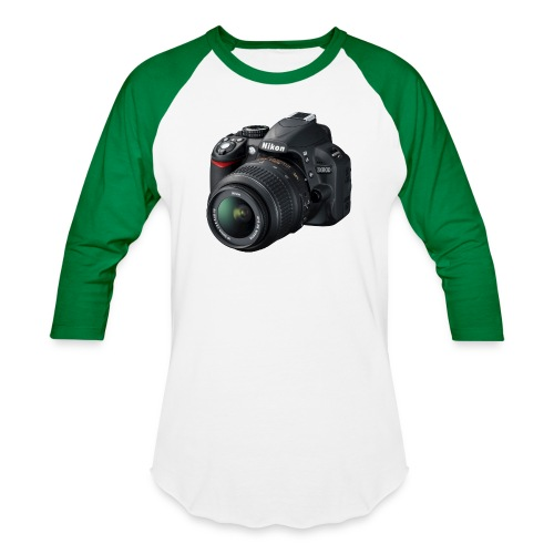photographer - Unisex Baseball T-Shirt