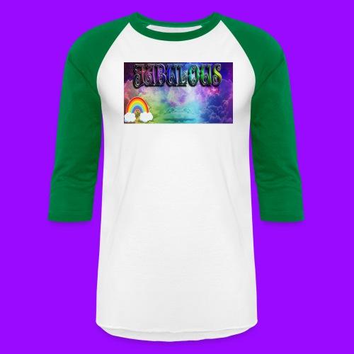 youtube - Unisex Baseball T-Shirt