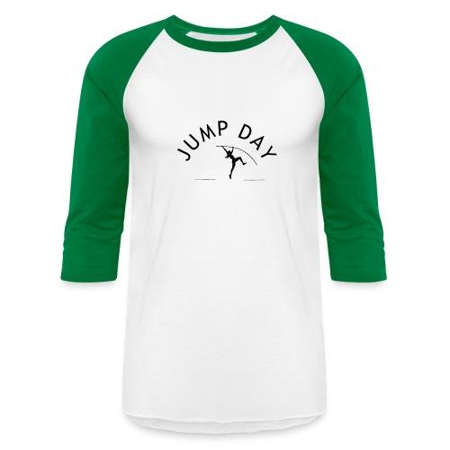 Women's Polevault | Jump Day - Unisex Baseball T-Shirt