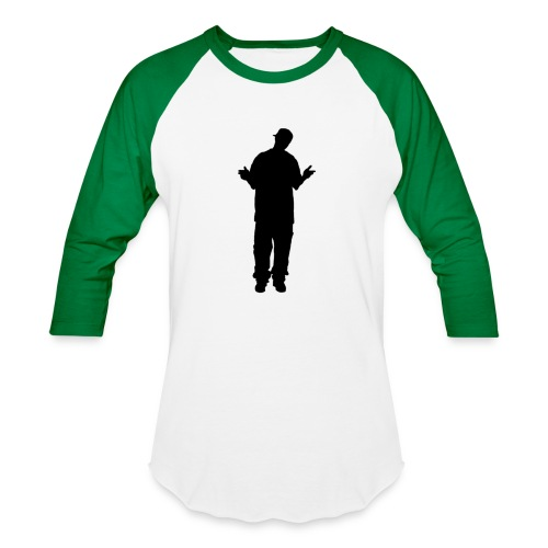 headrush collectables man black - Unisex Baseball T-Shirt