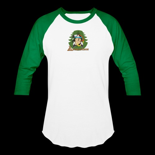 Archigantegou Logo Color - Unisex Baseball T-Shirt