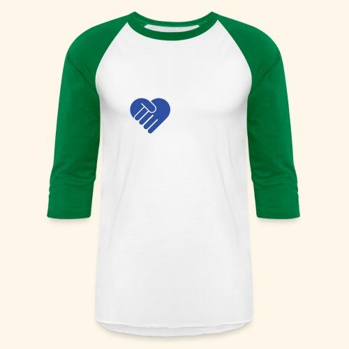 ICare Heart - Baseball T-Shirt