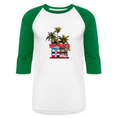 TRUE RELIGION DR INSPIRED - Baseball T-Shirt
