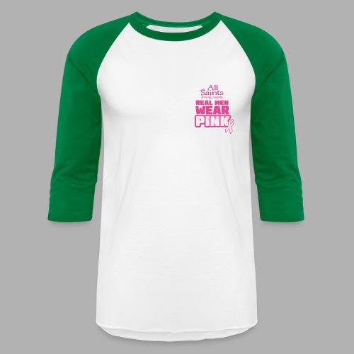 RMWP - All Saints 2020 - Unisex Baseball T-Shirt