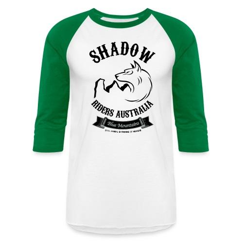 SRA T FRONT 4 - Unisex Baseball T-Shirt