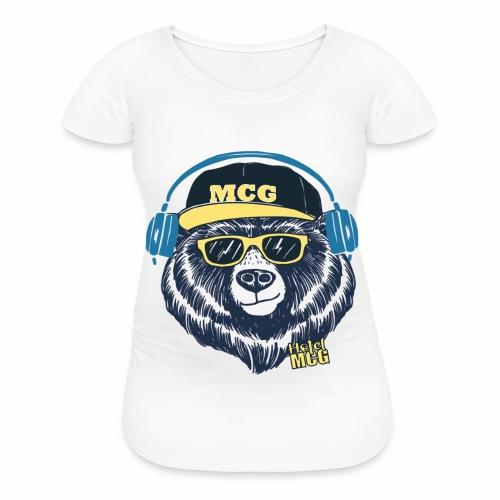 MCG BEAR - Women's Maternity T-Shirt