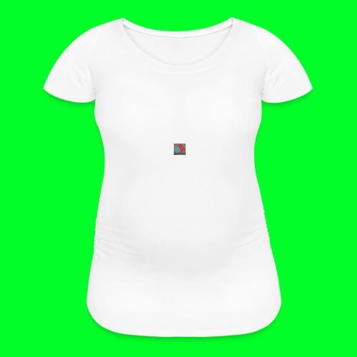 i pooed my pants hahakreasjdk omg pls someone help - Women's Maternity T-Shirt