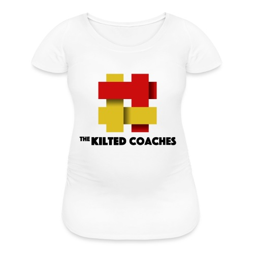 The Kilted Coaches - Women's Maternity T-Shirt