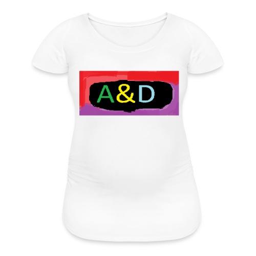 A&D hoodies - Women's Maternity T-Shirt