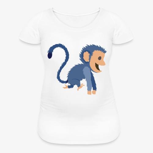Monkey - Women's Maternity T-Shirt