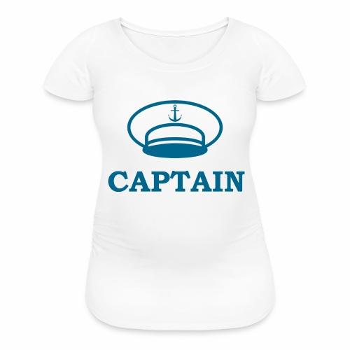 Cruise Captain - Women's Maternity T-Shirt