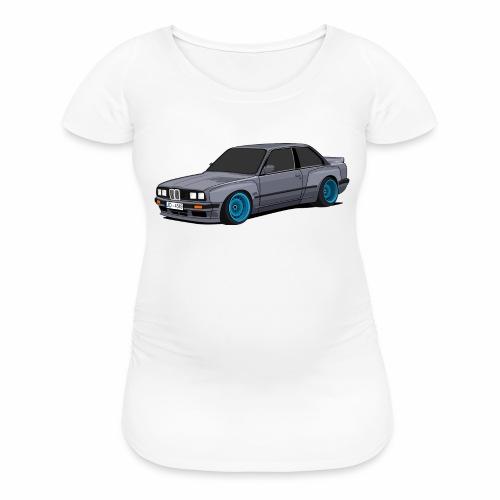 Sandra_step - Women's Maternity T-Shirt