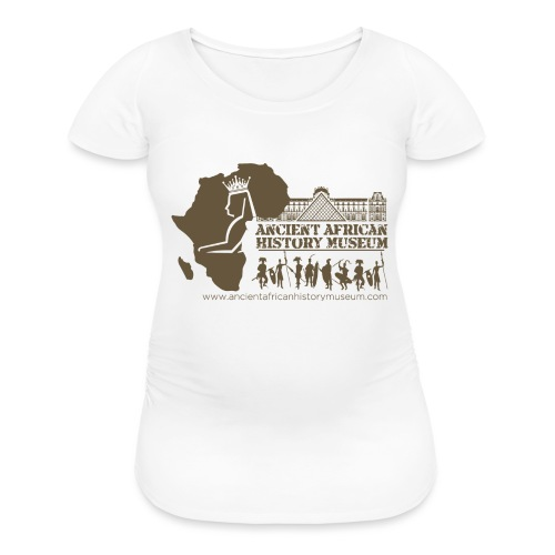 Ancient African History Museum Atlanta, Georgia - Women's Maternity T-Shirt