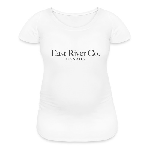 EastRiverCo Canada - Women's Maternity T-Shirt
