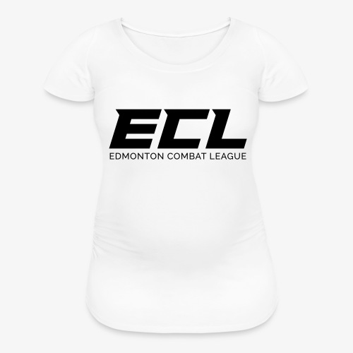 ECL Official Tee - Women's Maternity T-Shirt