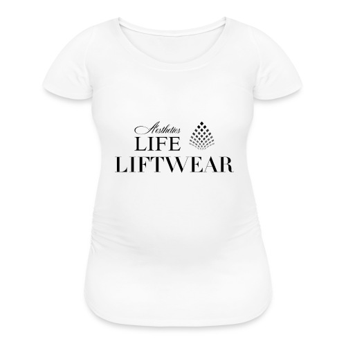 Aesthetics - Women's Maternity T-Shirt