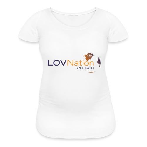 Official Lov Nation - Women's Maternity T-Shirt