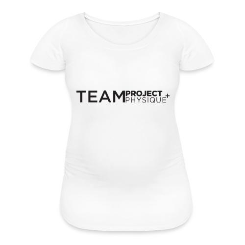 Projet d'équipePhysique - T-shirt de maternité pour femmes