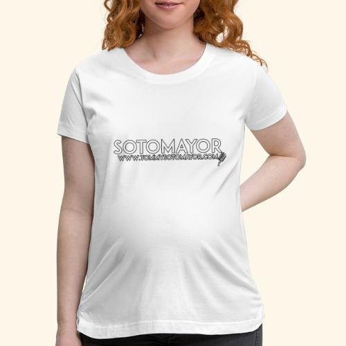 Soto Hat - Women's Maternity T-Shirt