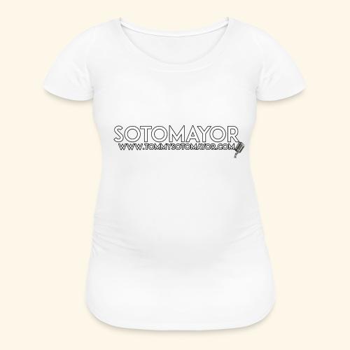 Soto Hat - Women's Maternity T-Shirt