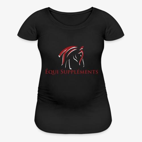 Équi Suppléments - Women's Maternity T-Shirt