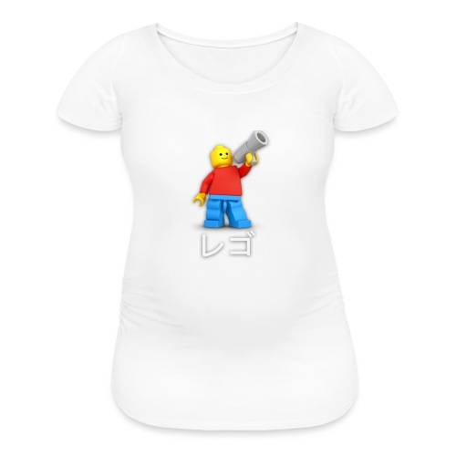 LEG-O - Women's Maternity T-Shirt