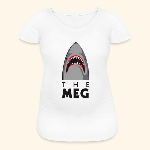 The Meg - Women's Maternity T-Shirt
