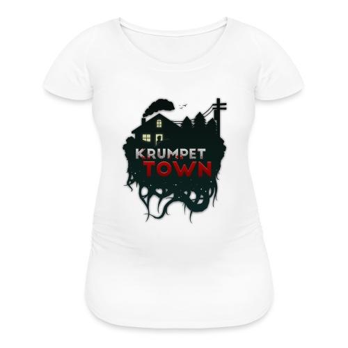 Krumpet Town - Women's Maternity T-Shirt
