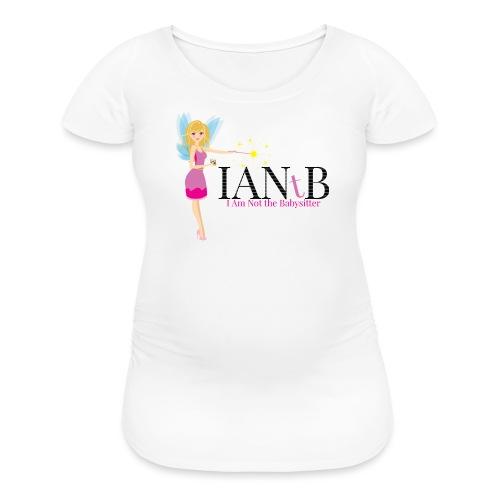 IANtBLogo - Women's Maternity T-Shirt