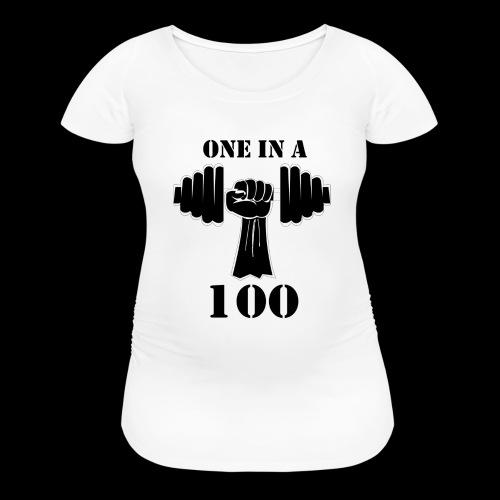 OneInA100 - Women's Maternity T-Shirt