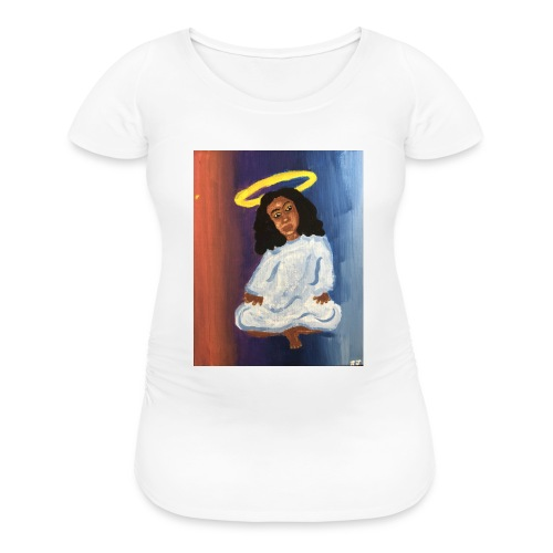 Angel - Women's Maternity T-Shirt
