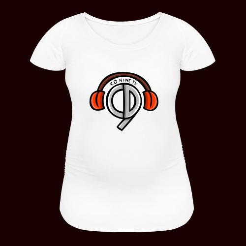 CDNine-TV - Women's Maternity T-Shirt