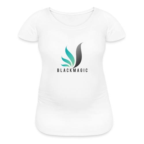 5DE15023 4194 4677 806E 88C8090BF654 - Women's Maternity T-Shirt