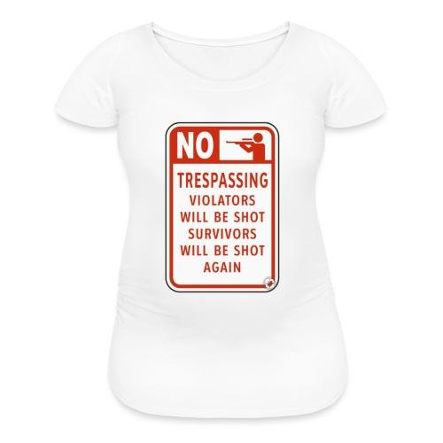 scary fun - Women's Maternity T-Shirt