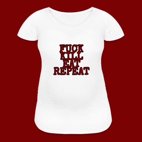 F*KER - Women's Maternity T-Shirt