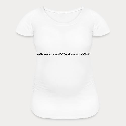 The Signature Shirt - Women's Maternity T-Shirt