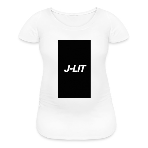 J-LIT Clothing - Women's Maternity T-Shirt