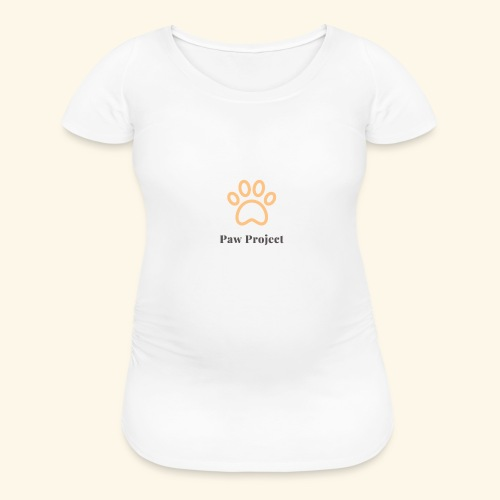 Paw Project - Women's Maternity T-Shirt