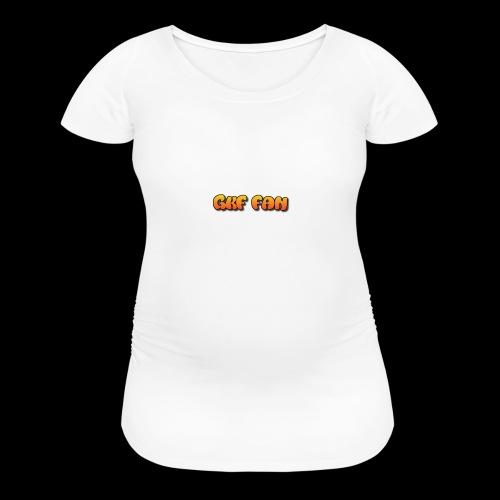 Ghostkillerfox Fan - Women's Maternity T-Shirt