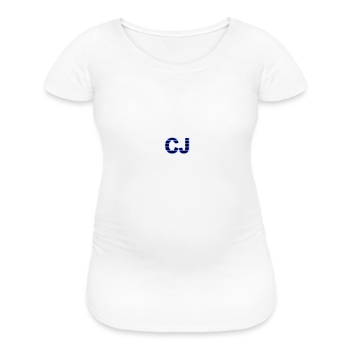 CJ spaces - Women's Maternity T-Shirt