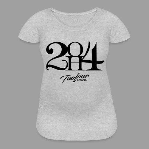 2OH4 - Women's Maternity T-Shirt